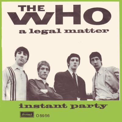 Obrázek WHO, A Legal Matter