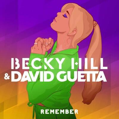 Obrázek BECKY HILL & DAVID GUETTA, Remember