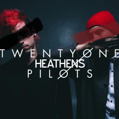 Obrázek TWENTY ONE PILOTS, Heathens