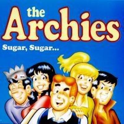 Obrázek ARCHIES, Sugar, Sugar