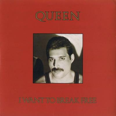 QUEEN-I Want To Break Free