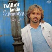DALIBOR JANDA - Vždycky jsem to já