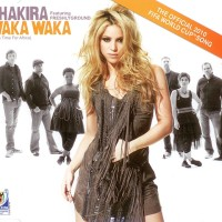 SHAKIRA & FRESHLYGROUND - Waka Waka (This Time For Africa)