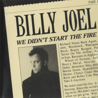 Billy Joel - We Didn`t Start The Fire