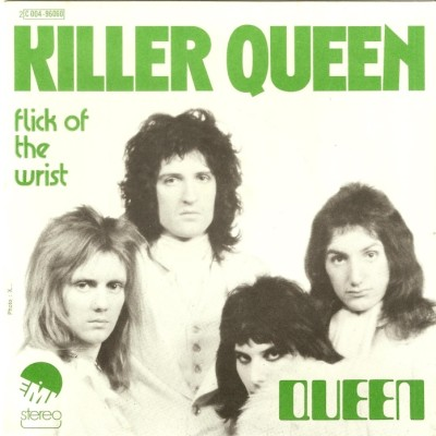 Obrázek QUEEN, Killer Queen