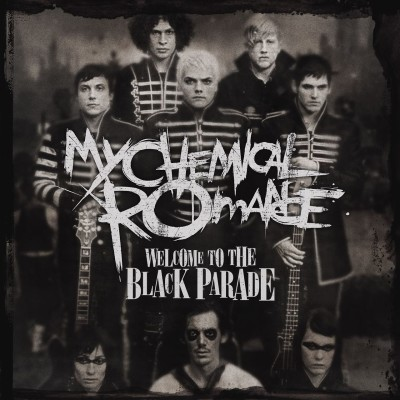 Obrázek My Chemical Romance, Welcome To The Black Parade