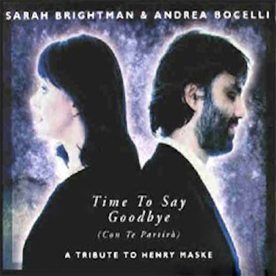 ANDREA BOCELLI & SARAH BRIGHTMAN-Time To Say Goodbye Con te Partiró