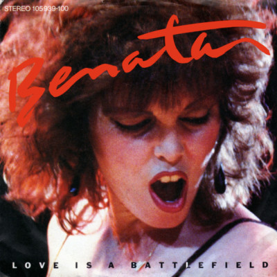 Obrázek PAT BENATAR, Love Is A Battlefield