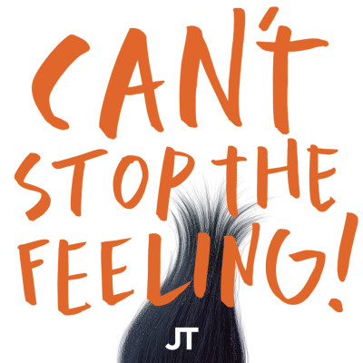 Obrázek JUSTIN TIMBERLAKE, Can't Stop The Feeling!