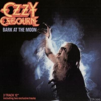 Obrázek Ozzy Osbourne, Bark at the Moon