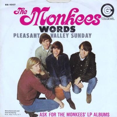 Obrázek THE MONKEES, Words