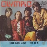 OLYMPIC - Nikdo nejsme akorát