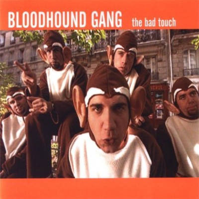 Obrázek BLOODHOUND GANG, The Bad Touch