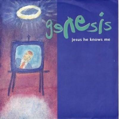 Obrázek GENESIS, Jesus He Knows Me