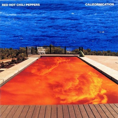 Obrázek RED HOT CHILI PEPPERS, Californication