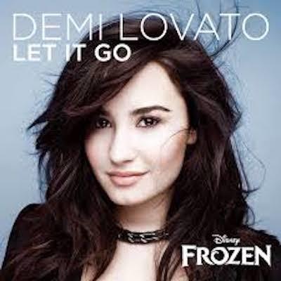 Obrázek Demi Lovato, Let It Go