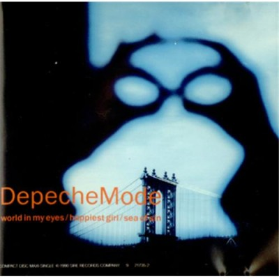 Obrázek Depeche Mode, World In My Eyes