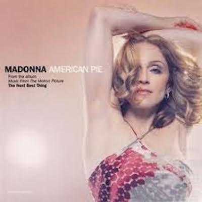 Obrázek Madonna, American Pie