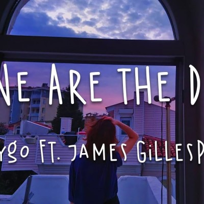 Obrázek KYGO FT. JAMES GILLESPIE, GONE ARE THE DAYS