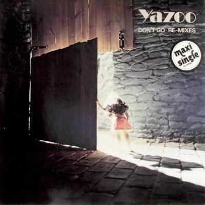 Obrázek Yazoo, Don't Go (maxi)