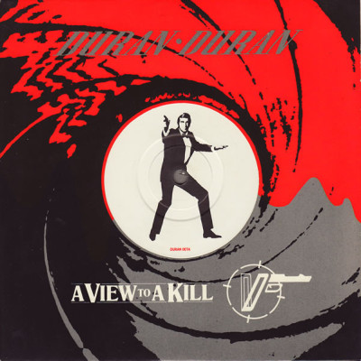 Obrázek Duran Duran, A View To A Kill