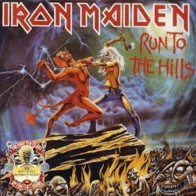 Obrázek Iron Maiden, Run To the Hills