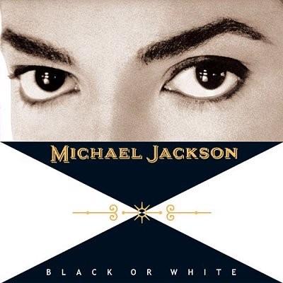 Obrázek Michael Jackson, Black Or White