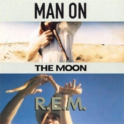 Obrázek R.E.M., Man On The Moon