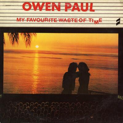 Obrázek OWEN PAUL, You're My Favourite Waste Of Time