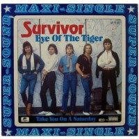 Survivor - Eye Of Tiger
