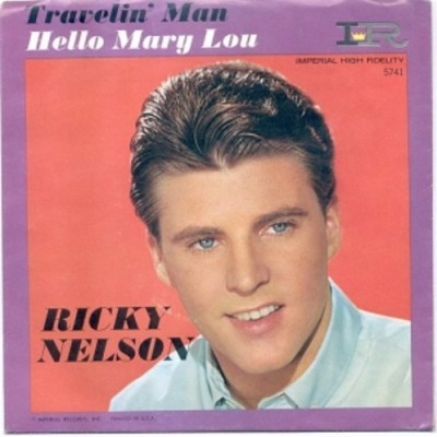 Obrázek RICKY NELSON, Hello Mary Lou