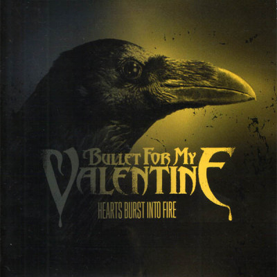 Obrázek Bullet For My Valentine, Hearts Burst Into Fire