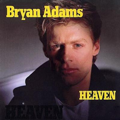 Obrázek Bryan Adams, Heaven