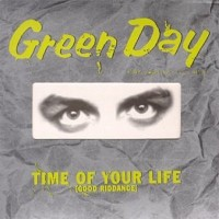 GREEN DAY - Time Of Your Life