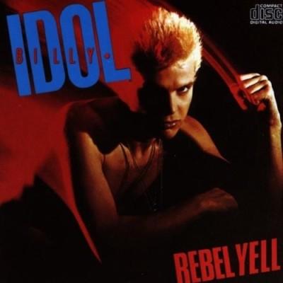 Obrázek BILLY IDOL, Rebel Yell