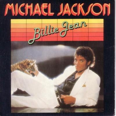 MICHAEL JACKSON-Billie Jean
