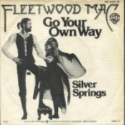 Obrázek FLEETWOOD MAC, Go Your Own Way