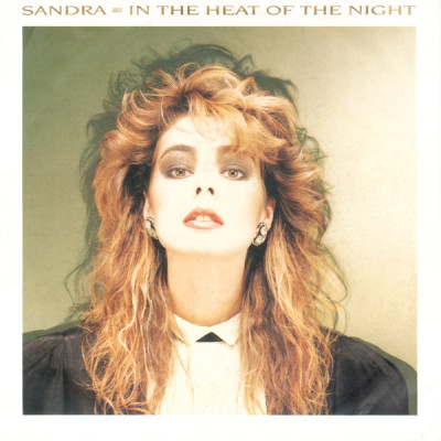 Obrázek SANDRA, In The Heat Of The Night