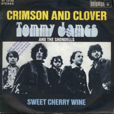Obrázek TOMMY JAMES & THE SHONDELLS, Crimson And Clover