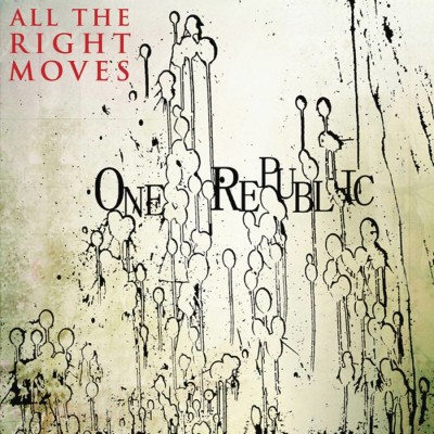 Obrázek ONE REPUBLIC, All The Right Moves