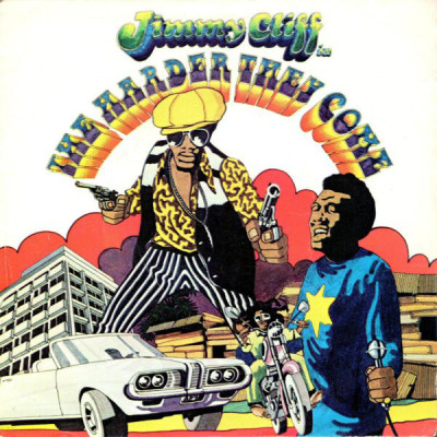 Obrázek JIMMY CLIFF, The Harder They Come