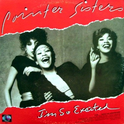 POINTER SISTERS-I'm So Excited
