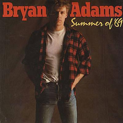 Obrázek Bryan Adams, Summer Of '69