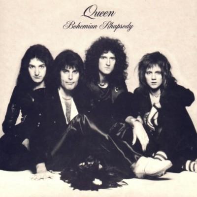 Obrázek QUEEN, Bohemian Rhapsody