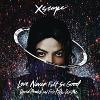 Michael Jackson - LOVE NEVER FELT SO GOOD