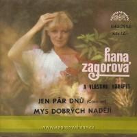 HANA ZAGOROVÁ - Mys dobrých nadějí