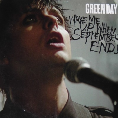 Obrázek GREEN DAY, Wake Me Up When September Ends