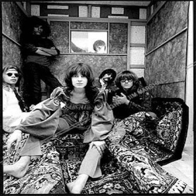 Obrázek Jefferson Airplane, Have you seen the saucers