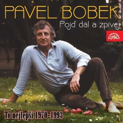 Obrázek PAVEL BOBEK, Lásko, mně ubývá sil